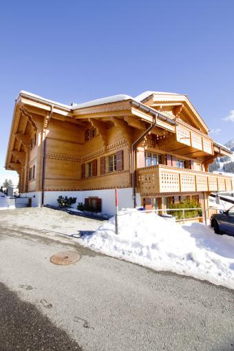 New construction multi-storey dwelling